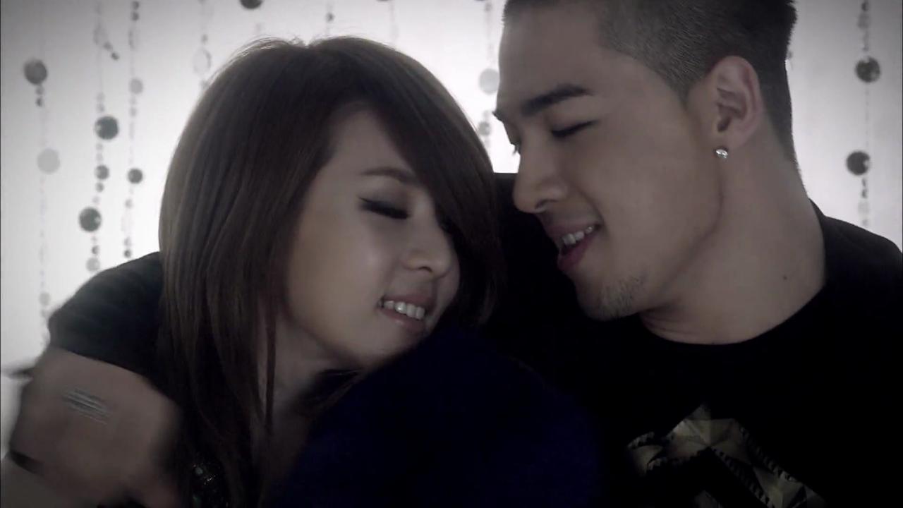 Sandara taeyang dating
