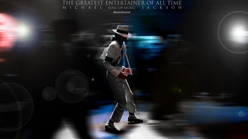 the greatest entertainer of all time MICHAEL JACKSON KING OF Muzik