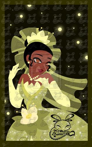 tiana the hardworking princess