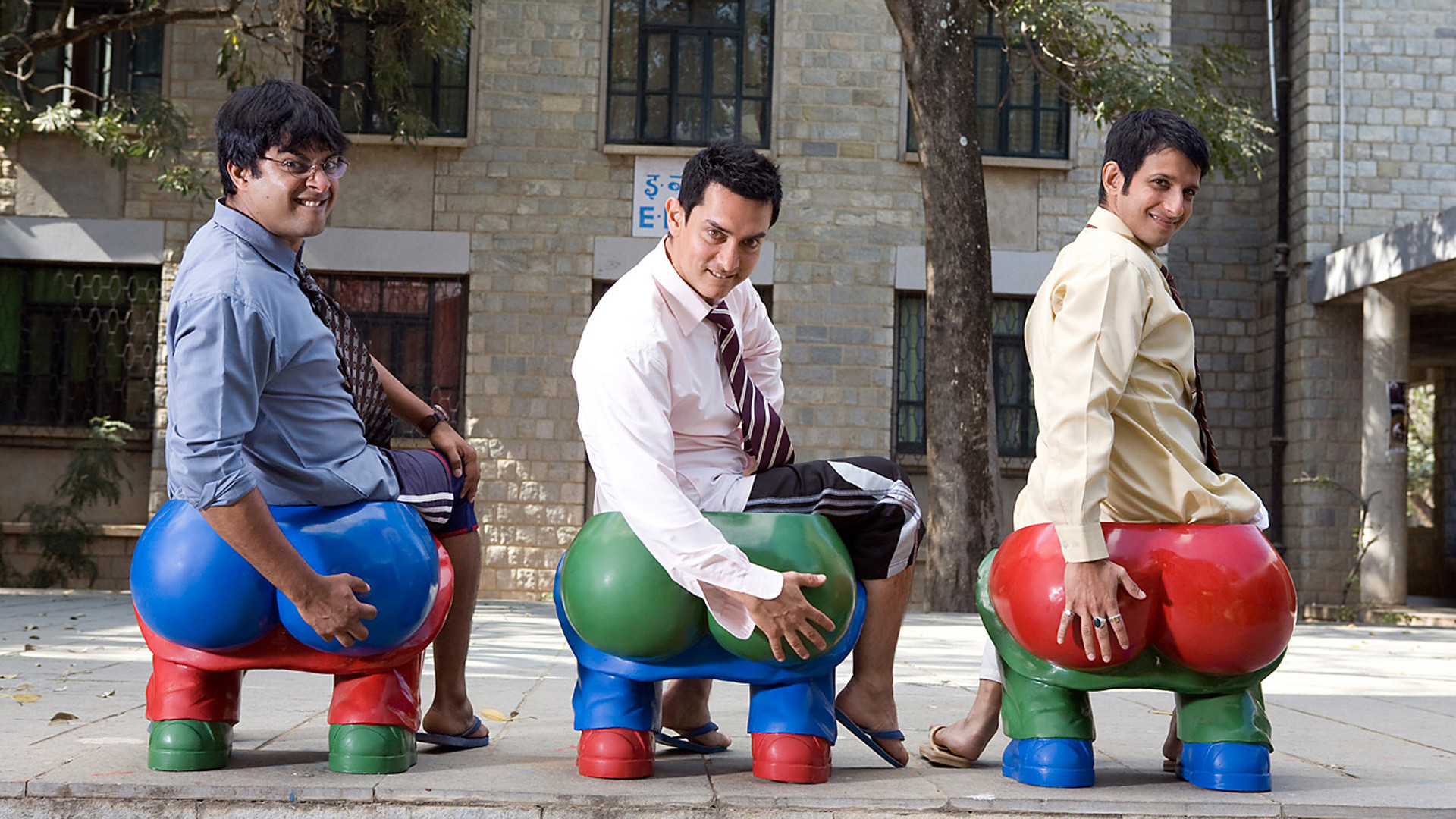 3 Idiots Images Wallpaper HD And Background