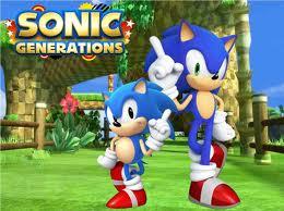 壁紙 Sonic Generation
