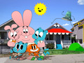 wattersons - the-amazing-world-of-gumball wallpaper