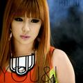 you & i Park bom 2ne1 - dara-2ne1 photo