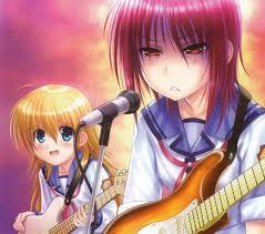 [Angel Beats!] Iwasawa & Shiori