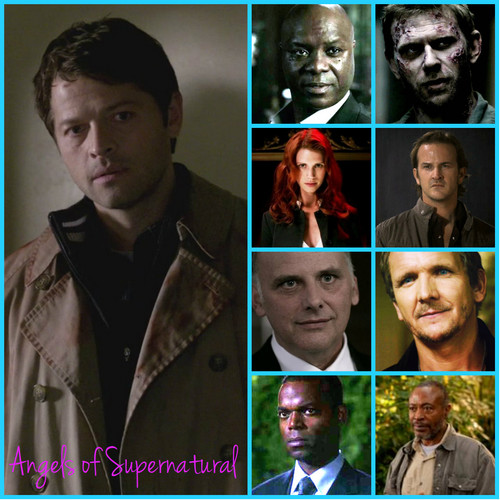 ♥ ángeles of supernatural ♥