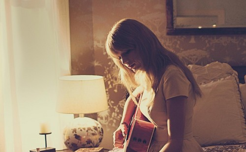 "Taylor Swift wallpaper titled ""Begin Again"" single"