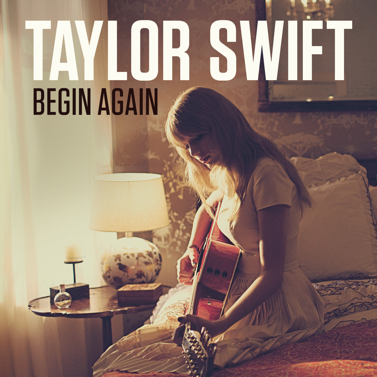 """Begin Again"" single"