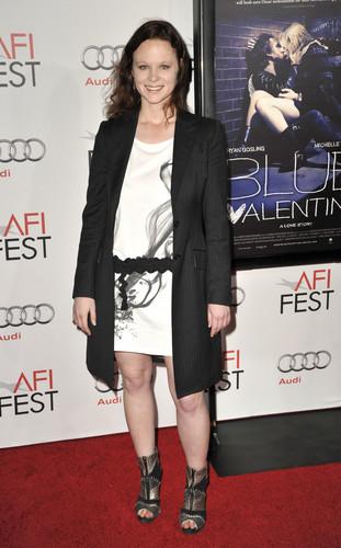 """Blue Valentine"" Screening 2010"