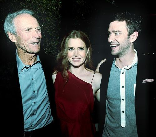 ☆ Clint Eastwood, Amy Adams & Justin Timberlake ☆