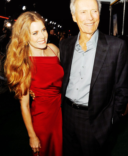 ☆ Clint Eastwood & Amy Adams ☆
