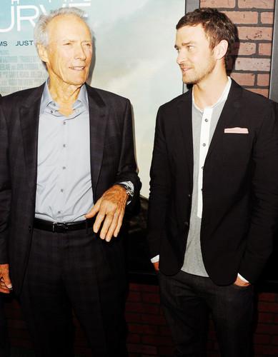 ☆ Clint Eastwood & Justin Timberlake ☆