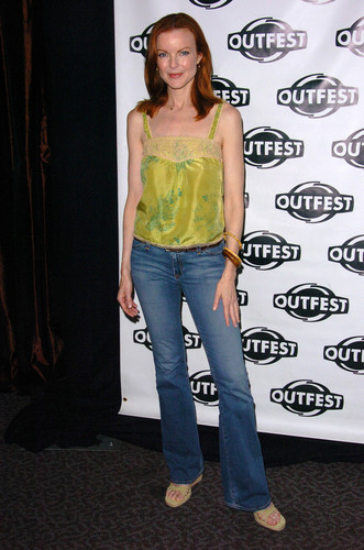 """Desperate Housewives"" Outfest"