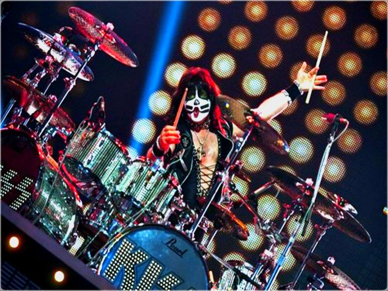 Greatest rock drummers eric singer