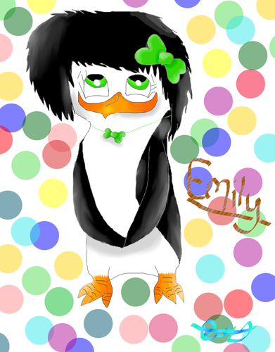 (From my fanfic) Emily. :P