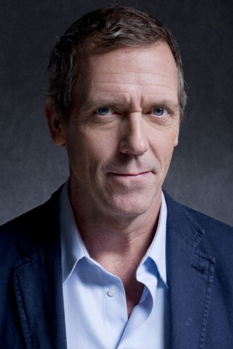 Hugh Laurie is photographed during TIFF at the Intercontinental Hotel In Toronto 09.09.2012