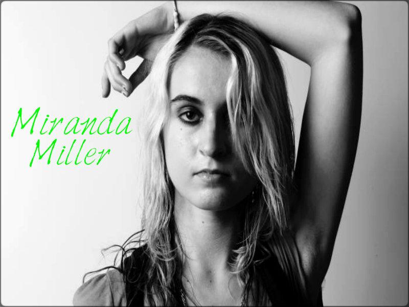 Miranda Miller Cherri Bomb