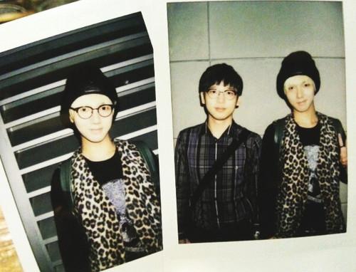 [PHOTO] @shfly3424's twitter update 21092012