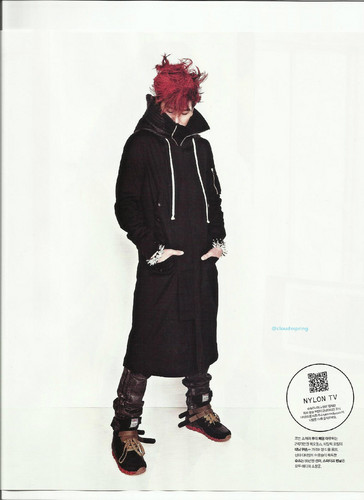[SCANS] Super Junior Kyuhyun NYLON Magazine October Issue 09/18