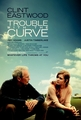 ☆ Trouble with the Curve movie poster ☆