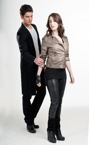 cağatay ulusoy wallpaper containing a business suit and a well dressed person called çağatay ulusoy and hazal kaya