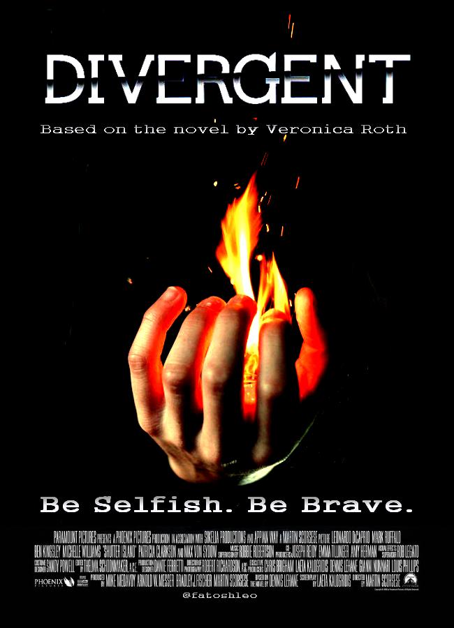 fan art movie poster
