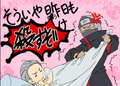 *lol* Hidan &amp; Kakuzu - akatsuki photo