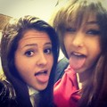 @sweetlizxoxo BESTIES for the rest of 5ever   - paris-jackson photo