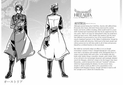 1983 doomsday hetalia character profile: austria