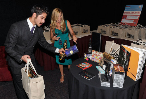 Tyler Posey wallpaper possibly with a business suit called 2012 NCLR ALMA Awards - Backstage, Green Room And Gift Lounge