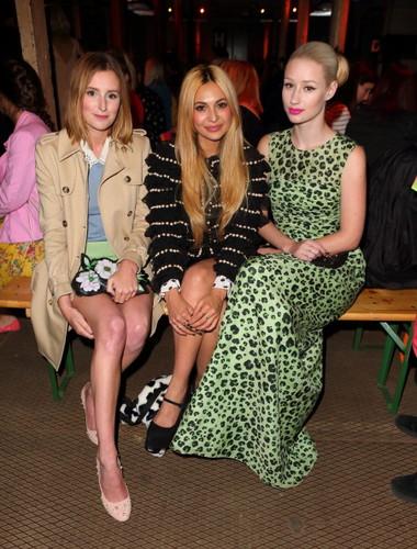 2013 ロンドン Fashion Week