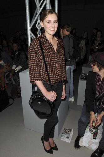 2013 Londres Fashion Week