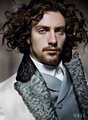 Aaron Johnson- Vronsky