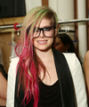 Abbey Dawn at New York Fashion Week - Backstage (10 Sep 2012) - avril-lavigne photo