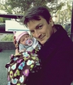 Adorable Nathan &lt;3 - nathan-fillion photo