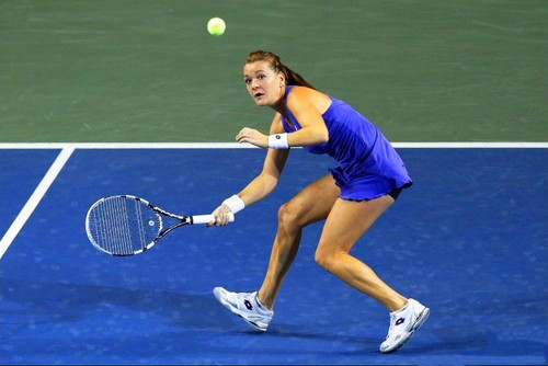 Agnieszka Radwanska - Toray Pan Pacific Open