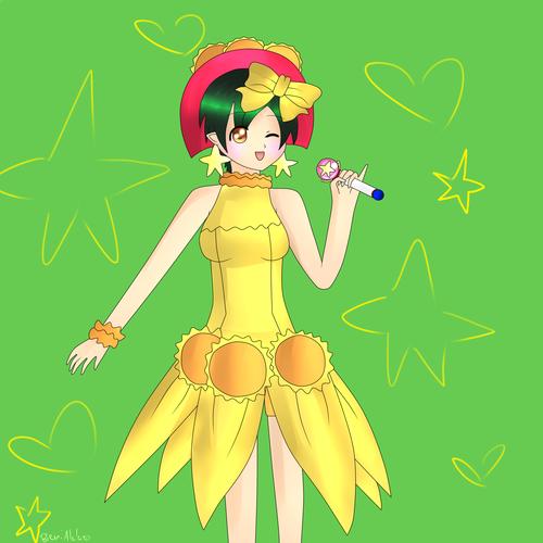 Alala sunflower dress