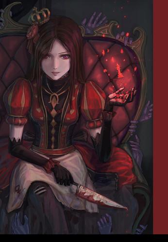 Alice the クイーン