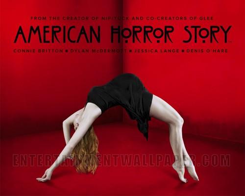 American Horror Story fond d'écran