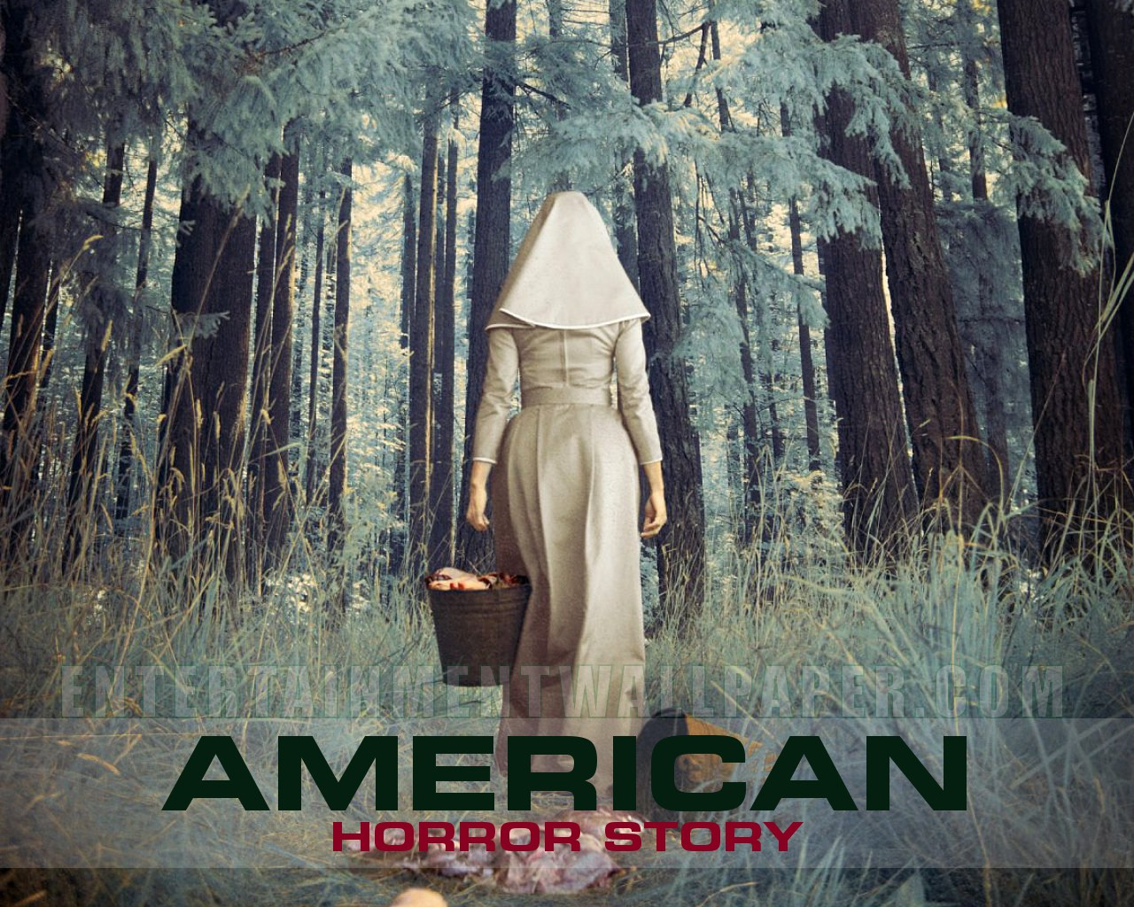 American Horror Story achtergrond