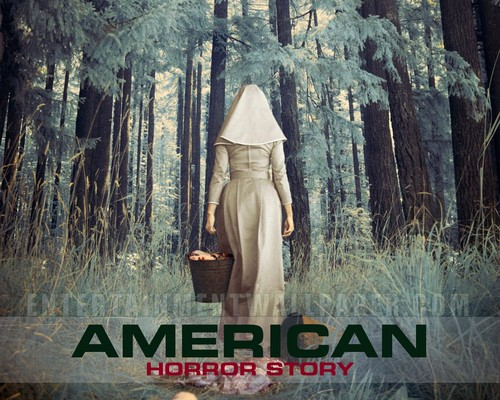 American Horror Story achtergrond possibly with a sitka net, spar called American Horror Story achtergrond