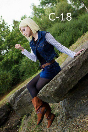 Android 18 - Cosplay