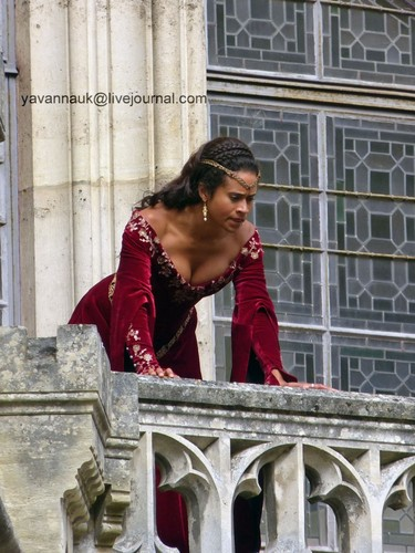 Angel on the Balcony