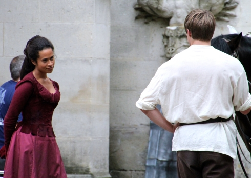 Another BTS S5 (Brad & Angel)