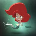 Ariel - ariel fan art