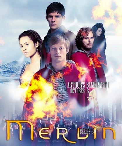 Arthur's Bane fan poster! :)