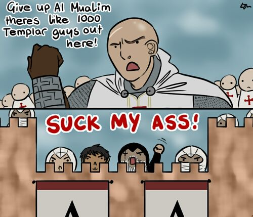 Get Assassin's Creed Fan Art Funny Wallpapers