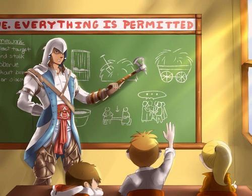 assassin school