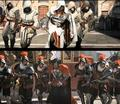 Assassin's V.S Templars