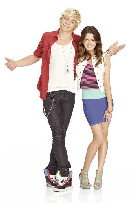 Moon and Ally Dawson Austin