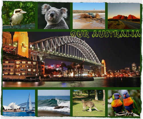 Australia wallpaper entitled Australia